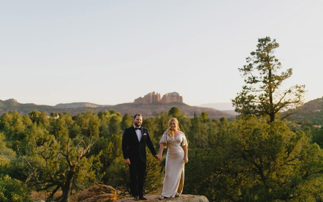 Dog Friendly Sedona Wedding at Poco Diablo Resort