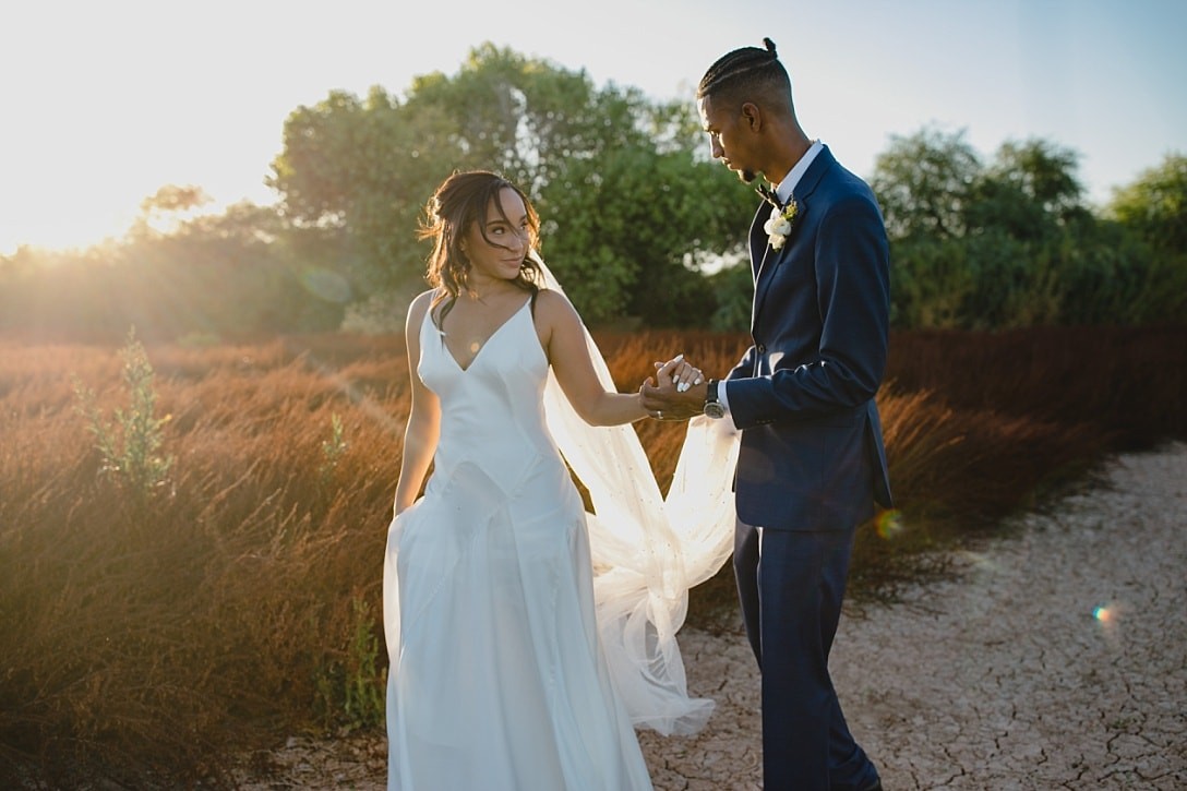 Gilbert Riparian Preserve wedding