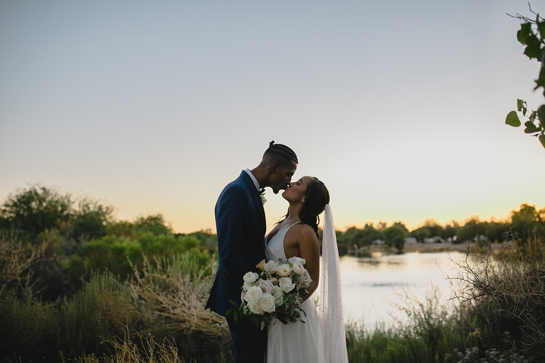 Gilbert Riparian Preserve elopement
